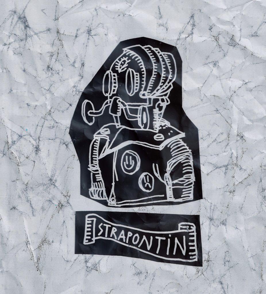 Strapontin, superchérie, i'm single record, ep, release, brussels, belgium, patrick belmont, nein record, label, release patrick belmont